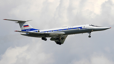 RF-93941 - Tupolev Tu-134UBL - Russia - Air Force