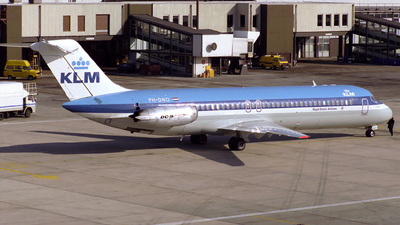 PH-DNO - McDonnell Douglas DC-9-33(RC) - KLM Royal Dutch Airlines