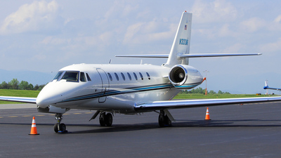 N333MG - Cessna 680 Citation Sovereign - Private