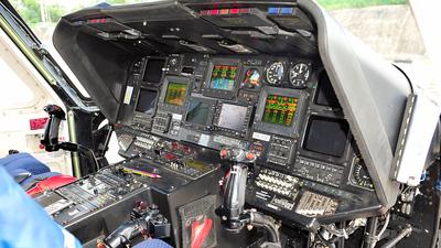 HS-HTZ - Sikorsky S-76C - Thai Aviation Services