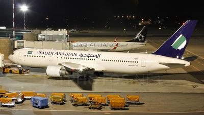 I-AIGG - Boeing 767-304(ER) - Saudi Arabian Airlines (Air Italy)