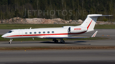 N599H - Gulfstream G550 - Honeywell Aerospace