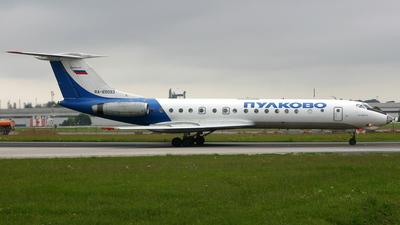 RA-65093 - Tupolev Tu-134A-3 - Pulkovo Aviation Enterprise