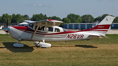 N26VR - Cessna T206H Turbo Stationair - Private
