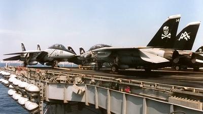 CVN-65 - Aircraft Carrier - Ramp