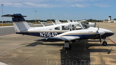 A picture of N2164D - Piper PA44180 Seminole - [447995133] - © Alvaro Angarita