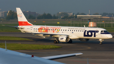 SP-LNB - Embraer 190-200LR - LOT Polish Airlines