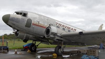 VH-MMD - Douglas DC-3 - Private