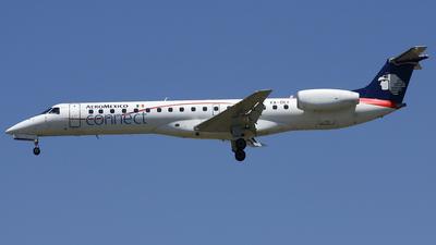 XA-DLI - Embraer ERJ-145LR - Aeroméxico Connect (Aerolitoral)