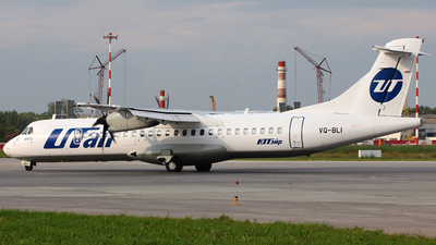 VQ-BLI - ATR 72-212 - UTair Aviation