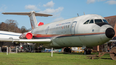 G-ASYD - British Aircraft Corporation BAC 1-11 Series 475 - BAe Systems