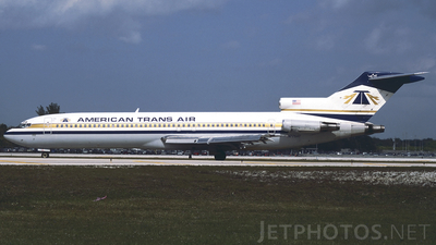 N775AT - Boeing 727-290(Adv) - American Trans Air (ATA)