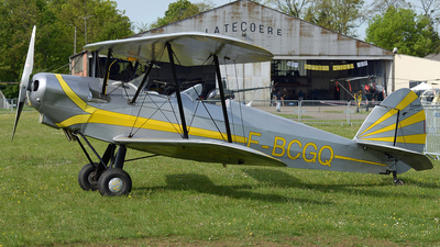 F-BCGQ - Stampe and Vertongen SV-4A - Private