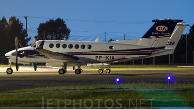 PP-KIA - Beechcraft B300 King Air 350 - Private