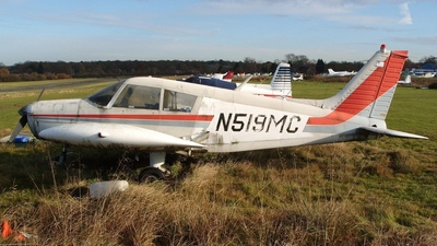 A picture of N519MC - Piper PA28140 - [287325519] - © Glyn Charles Jones