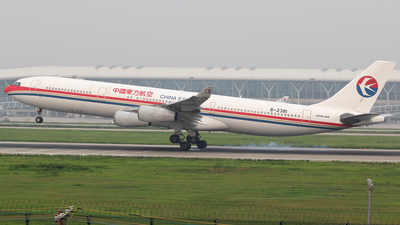 B-2381 - Airbus A340-313X - China Eastern Airlines