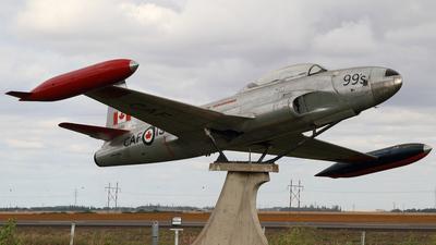 21130 - Canadair CT-133 Silver Star - Canada - Royal Canadian Air Force (RCAF)