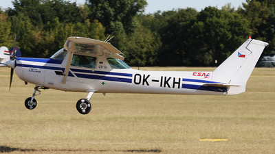 OK-IKH - Cessna 152 - Aero Club - Czech Republic