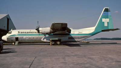 N15ST - Lockheed L-100-30 Hercules - Transamerica Airlines