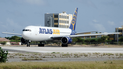 N641GT - Boeing 767-38E(ER) - Atlas Air