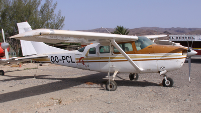 OO-PCL - Cessna U206G Stationair - Private