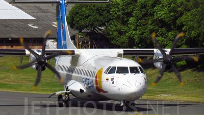 HK-4828-X - ATR 72-212A(500) - Satena