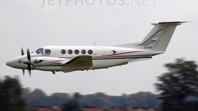 LV-CAT - Beechcraft B200 Super King Air - Private