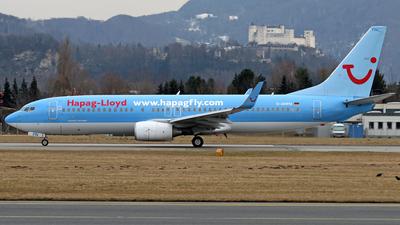 D-AHFN - Boeing 737-8K5 - TUIfly
