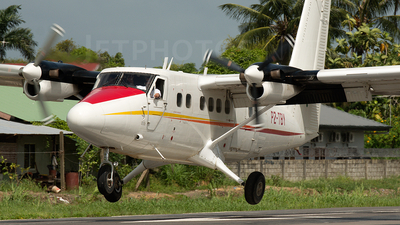 PZ-TBY - De Havilland Canada DHC-6-300 Twin Otter - Gum Air