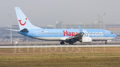 D-AHFE - Boeing 737-8K5 - Hapagfly