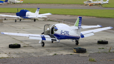 A picture of GCRIL - Rockwell Commander 112B - [521] - © mark p