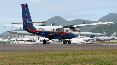 PJ-WIN - De Havilland Canada DHC-6-300 Twin Otter - Winair - Windward Islands Airways
