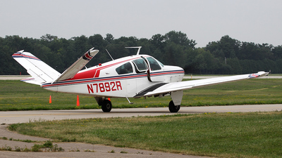 A picture of N7892R - Beech V35B Bonanza - [D8944] - © Bruce Leibowitz