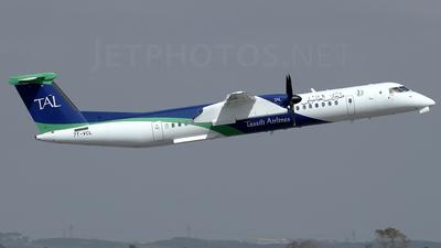 A picture of 7TVCL - De Havilland Canada Dash 8400 - Tassili Airlines - © Stian Haabeth
