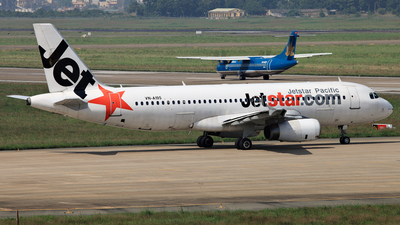 VN-A195 - Airbus A320-232 - Jetstar Pacific Airlines