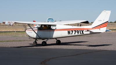 A picture of N7791X - Cessna 172B Skyhawk - [17248291] - © Felipe Garcia