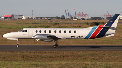 VH-SSV - Swearingen SA226-TC Metro II - Private