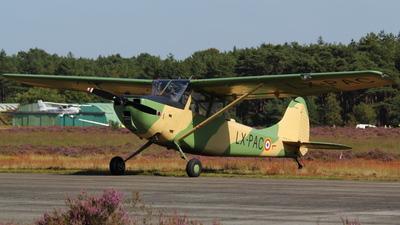 LX-PAC - Cessna 305C Bird Dog - Private