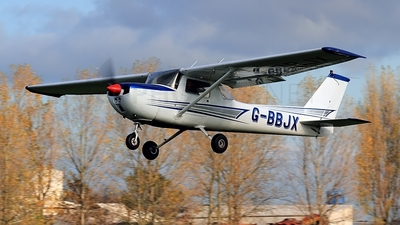 A picture of GBBJX - Cessna F150L - [1017] - © Dave Marshall