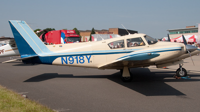 A picture of N918Y - Piper PA30 Twin Comanche - [30736] - © Ian Busby