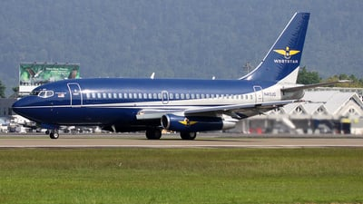 N413JG - Boeing 737-2Q8(Adv) - Weststar Aviation Services