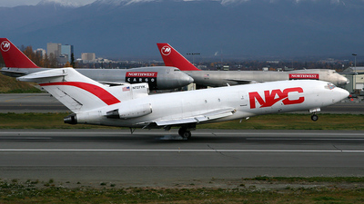 N727YK - Boeing 727-22C - Northern Air Cargo (NAC)