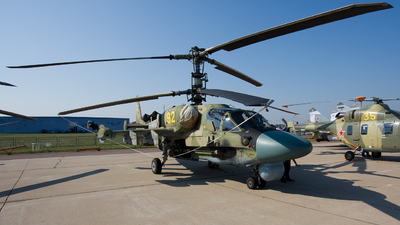 92 - Kamov Ka-52 Alligator - Russia - Air Force