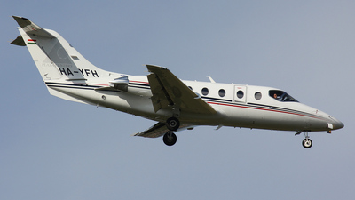 HA-YFH - Raytheon Hawker 400XP - Private