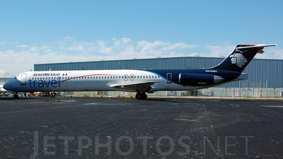 A picture of N848SH - McDonnell Douglas MD83 -  - © Nik French