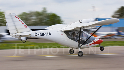 D-MPHA - Euroala Jet Fox 97 - Private
