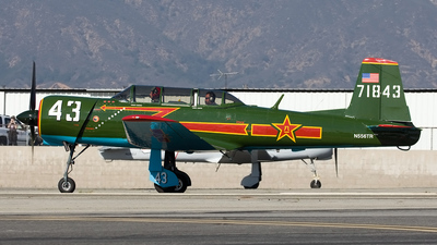 N556TR - Nanchang CJ-6 - Private