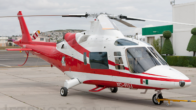 XC-FUJ - Agusta A109K2 - Mexico - Government