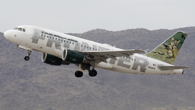 N930FR - Airbus A319-111 - Frontier Airlines