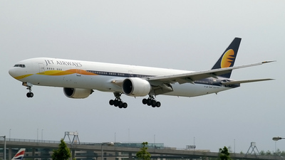VT-JEH - Boeing 777-35RER - Jet Airways